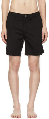 Onia Black Calder Swim Shorts