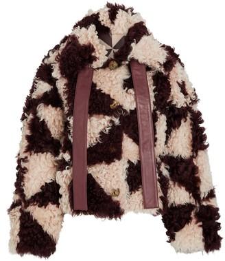 Ulla Johnson Eugenia Reversible Shearling Jacket