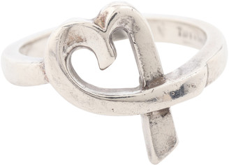 Tiffany & Co. Paloma Picasso Silver Silver Rings