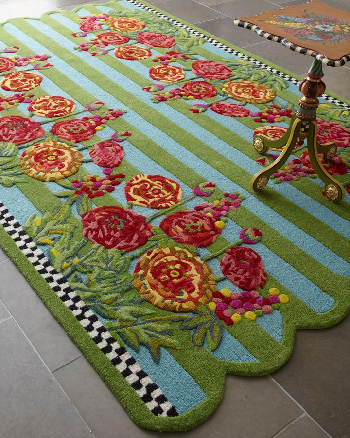 Mackenzie Childs MacKenzie-Childs Garden Path Rug