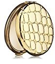 Estee Lauder Golden Alligator Slim Compact Lucidity Pressed Powder #06 0.09 Oz