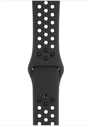 Apple 44mm Anthracite/Black Nike Sport Band Ai Regular
