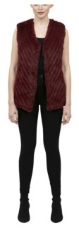 Love Token Velma Faux Fur Vest