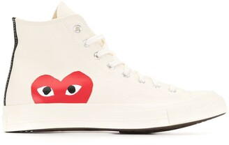 Comme des Garcons Chuck Taylor high-top sneakers
