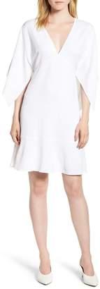 Lewit Split Kimono Sleeve Dress