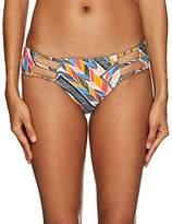 Volcom Women's Tidal Motion Cheeky Bikini Bottom