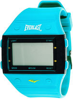 Everlast Aqua Silicone Strap Digital Sport Watch