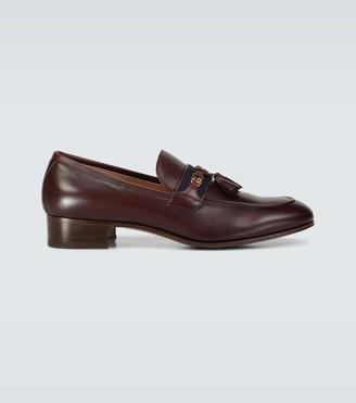 Gucci Paride tassel loafers