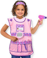Melissa & Doug Kids Toy, Hair Stylist Costume Set