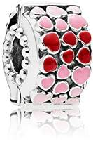 Pandora Burst Of Love Clip, Mixed Enamel, 796594ENMX