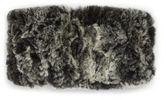Saks Fifth Avenue Knitted Rabbit Fur Headband