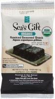 Nori Sea's Gift Organic Kim Roasted & Sea Salted - 0.17 oz - 24 pk