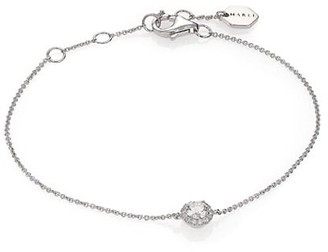 Marli Fifi Diamond & 18K White Gold Femme Bracelet