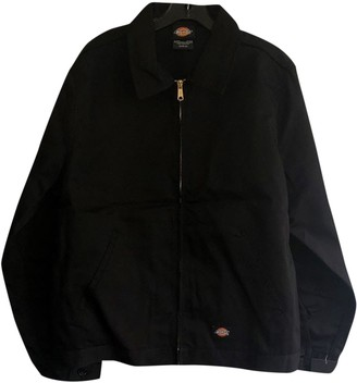 Dickies Black Cotton Jackets