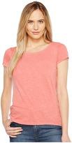 Calvin Klein Jeans Essential Scoop Neck T-Shirt Women's Clothing