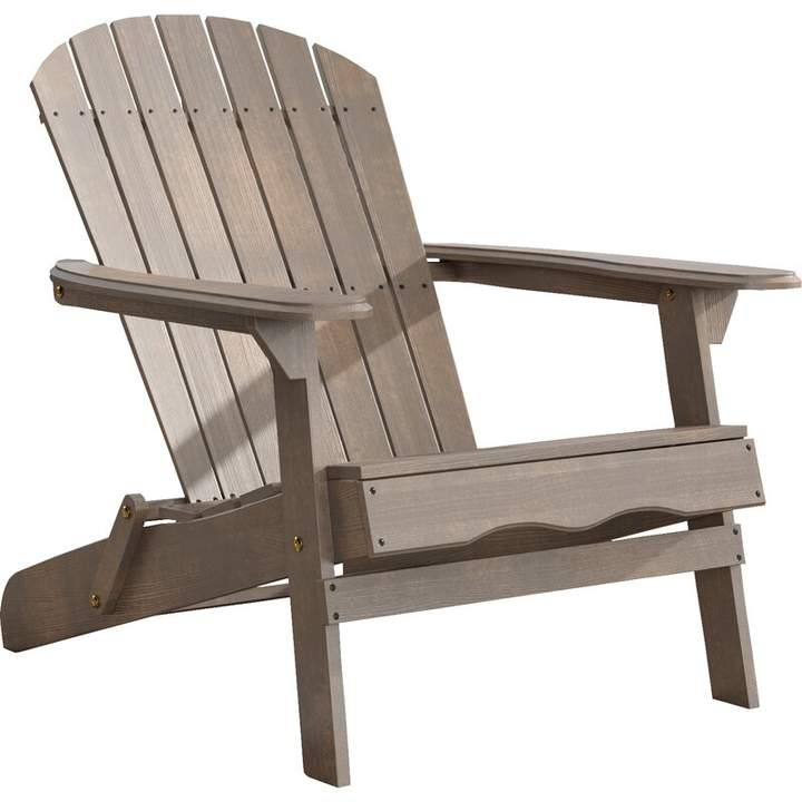 heritage ridgeline solid wood folding adirondack chair rh shopstyle com
