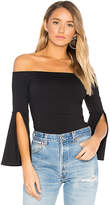 Susana Monaco Sidney Top in Black