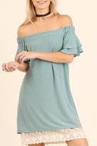 Umgee USA One Lucky Lady Dress