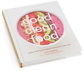Chronicle Books Good Clean Food Hardcover Recipe Book