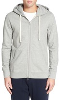 Reigning Champ Men's Trim Fit Full Zip Hoodie