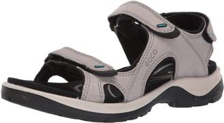 Ecco Women's Yucatan 3-Strap Sandal Sport