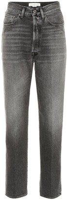 Golden Goose Judy high-rise cropped jeans