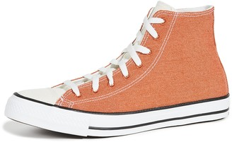 Converse Chuck Taylor All Star Recycled Canvas High Top Sneakers