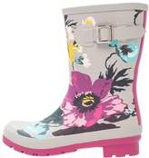 Tom Joule MOLLY Wellies silver posy