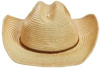 Seafolly Shady Lady Coyote Hat