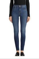 J Brand Maria High-Rise Super Skinny in Fleeting
