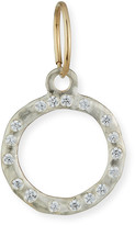 Lee Brevard Compass Single Earring with Stones