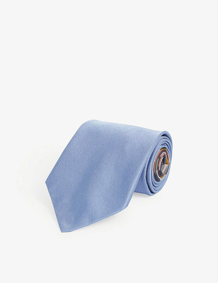 Paul Smith Twill silk tie