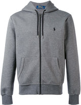 Polo Ralph Lauren zipped hoodie - men - Cotton/Polyester - S