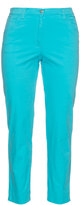 Kj Brand Plus Size Betty cotton-blend coloured jeans