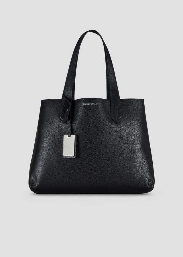 1d828ffafb Shopping Bag With Internal Clutch And Charm
