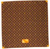 Louis Vuitton Inventeur Monogram Silk Square