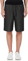 Rag & Bone Men's Cotton-Blend Piqué Training Shorts