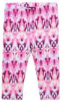 Imoga Girl's Eleni Leggings - Pink Ikat