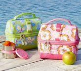 Pottery Barn Kids Retro Mackenzie Girls Lunch Bags