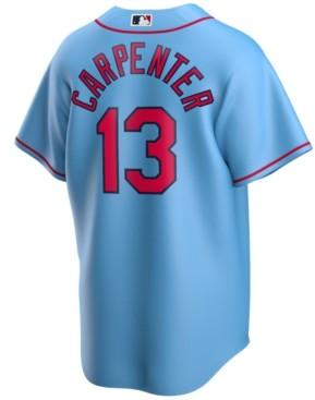 Nike Men's Matt Carpenter St. Louis Cardinals Official Player Replica Jersey