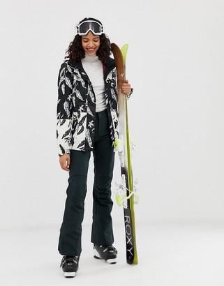 Roxy Creek ski trouser in black