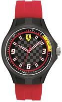 Ferrari Pit Crew Analog Watch
