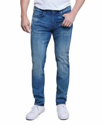7 For All Mankind Seven7 Men's Big & Tall Athletic Slim Jean
