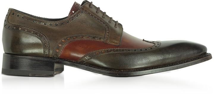 949af93782e7f Mens Two Tone Wingtip Shoes | over 10 Mens Two Tone Wingtip Shoes ...