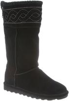 BearPaw Black Joy Boot - Women
