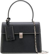 Valentino Garavani Valentino Stud Stitching tote - women - Calf Leather/metal - One Size