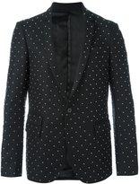 Les Hommes studded blazer