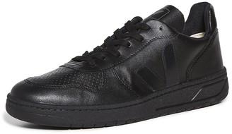 Veja V-10 CWL Black Sole Sneakers