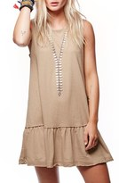 Free People Women's Brittany Peplum Dress
