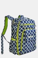 Ju-Ju-Be Infant 'Be Right Back' Diaper Backpack - Blue